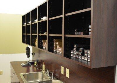 Ivy Shelves